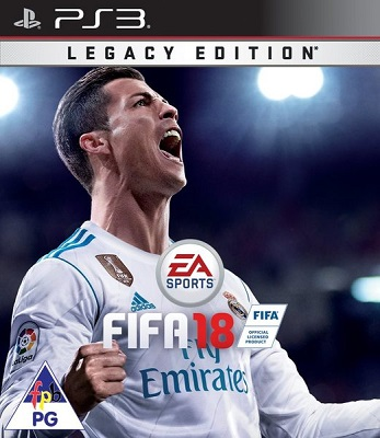 [PS3] FIFA 18 (2017) - FULL ITA